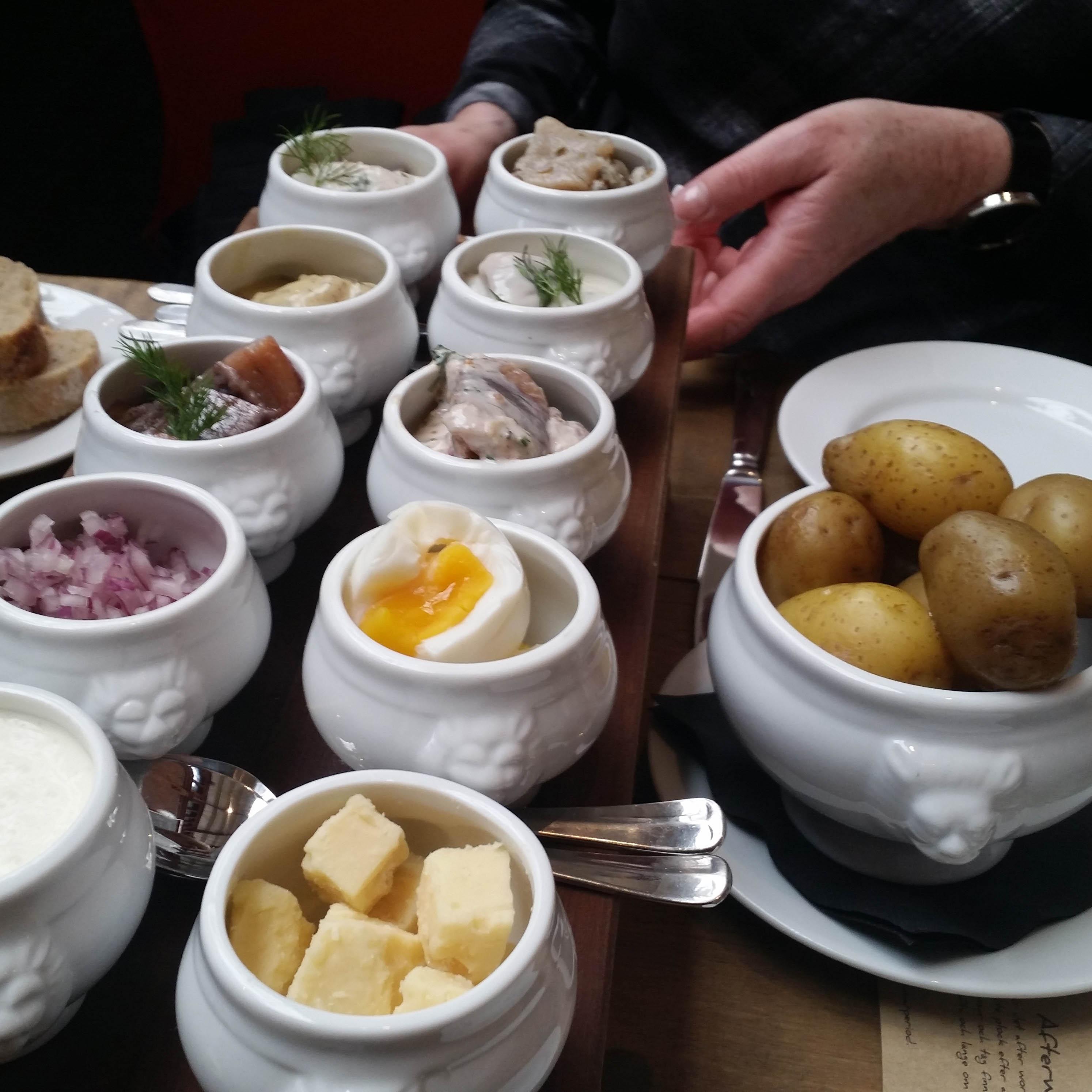 Swedish Food in Swedish Copenhagen
