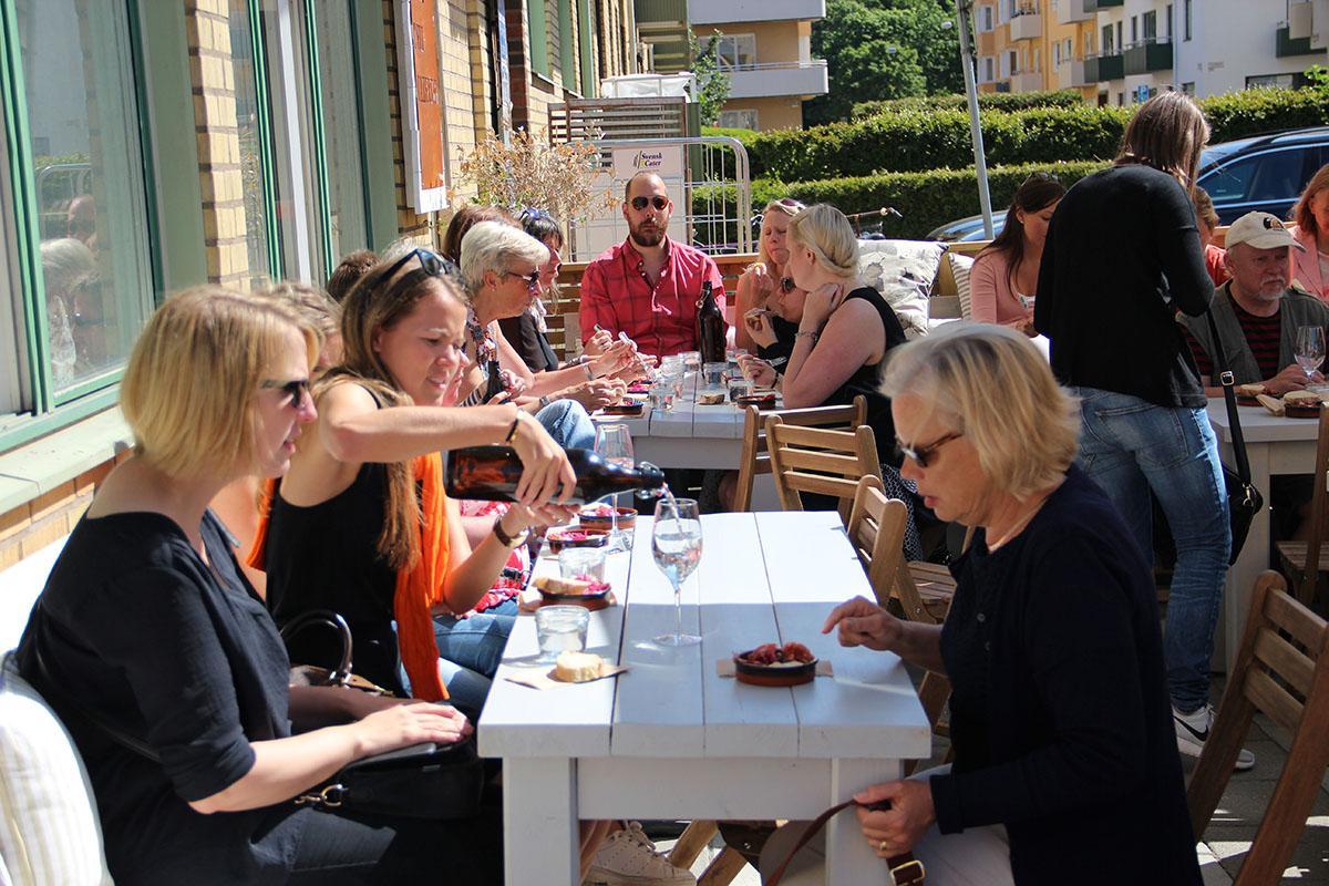 Copenhagen to Sweden Food day trip