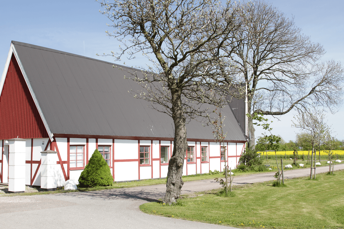Classic Swedish Farmhouse