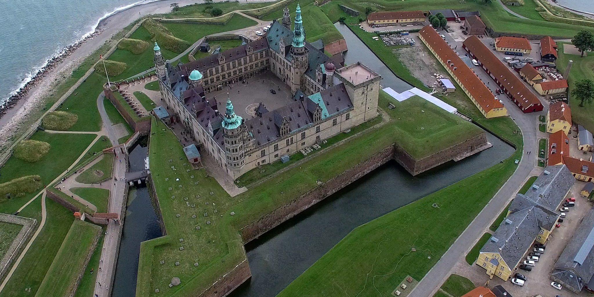 See Hamlet's Kronborg castle while touring around Öresund.